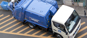 Industrial waste disposal service