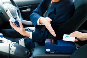 交通系ICカードの決済システムを導入したい
